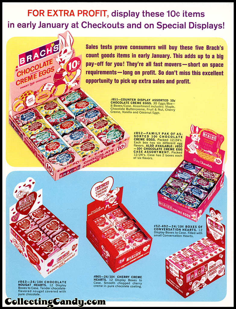 Brach's 1972 Share a little love - ad campaign brochure - Page 08