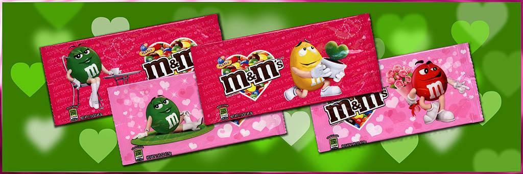 CC_Taiwan Valentine M&M's TITLE PLATE