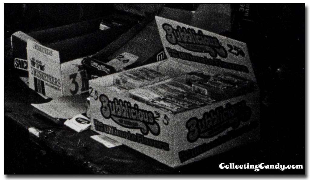 Photo Hunt 1980 - Snickers, 3 Musketeers, Milky Way, Bubblicious