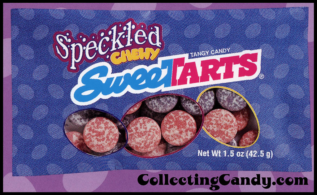 Nestle - Sunline Brands - New Easter Items - Speckled Sweetarts promotional flyer - 1990's - CLOSE UP