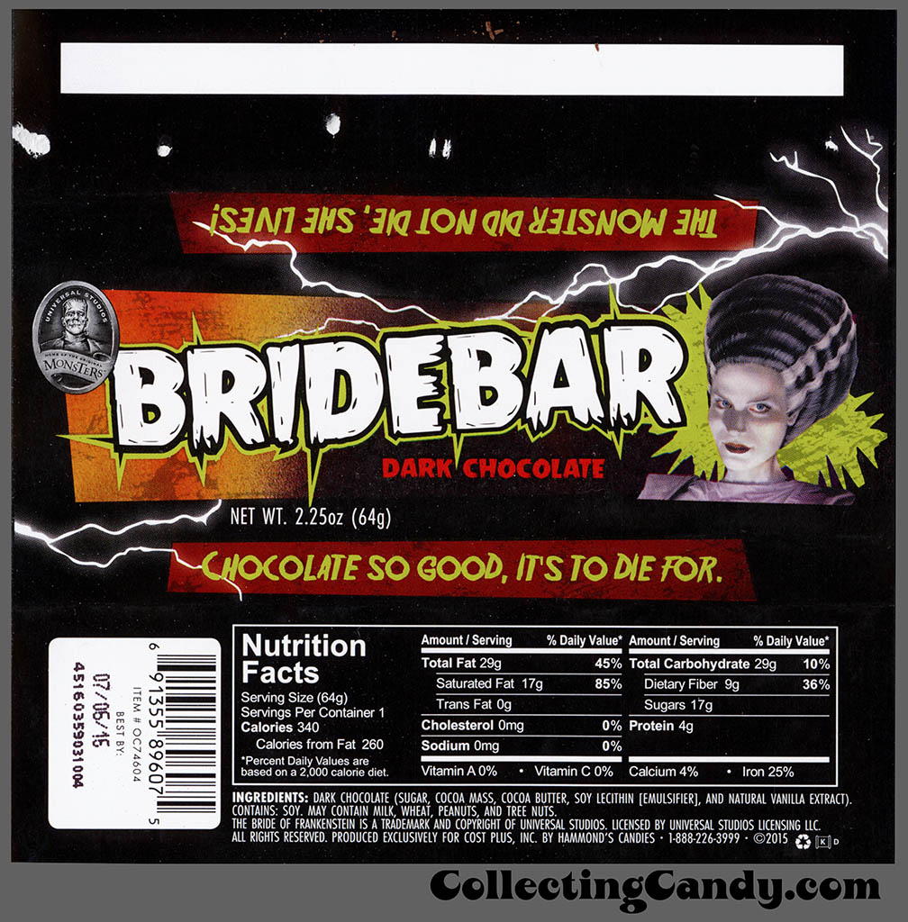 New For 2015 Cost Plus World Market S Halloween Bridebar