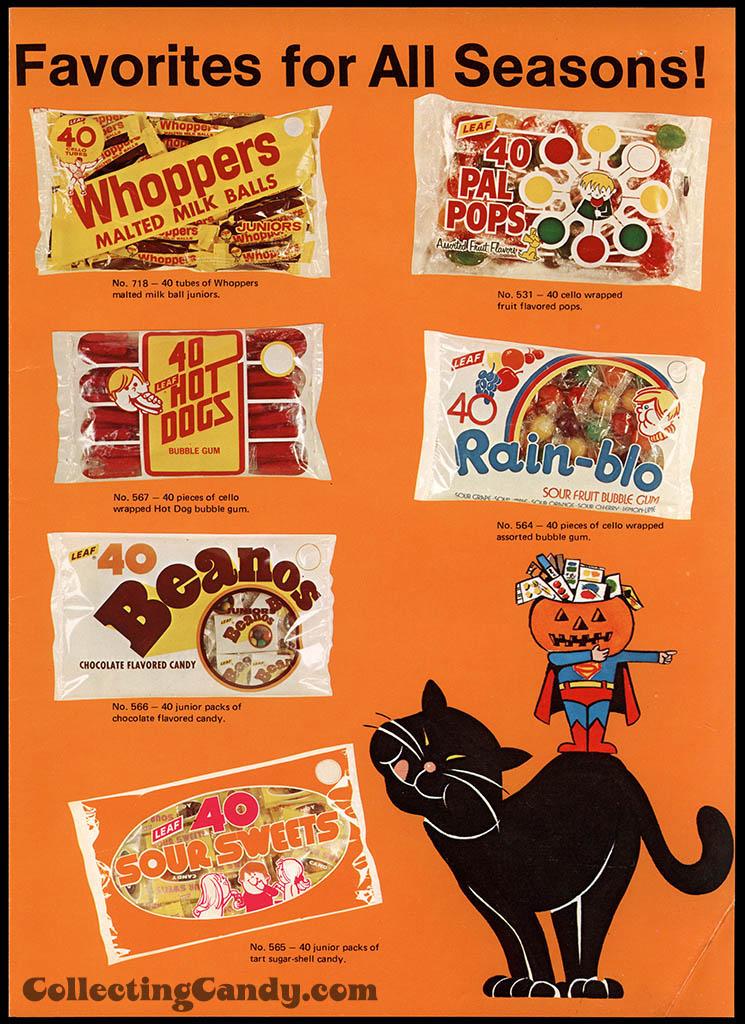 Leaf - 1973 Halloween Sales Brochure - Page 04