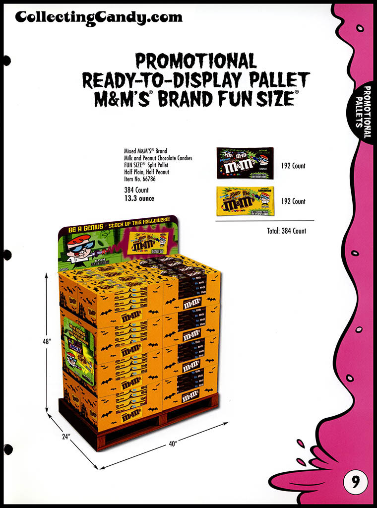 M&M_Mars_2003_Halloween Season Catalog Page 09