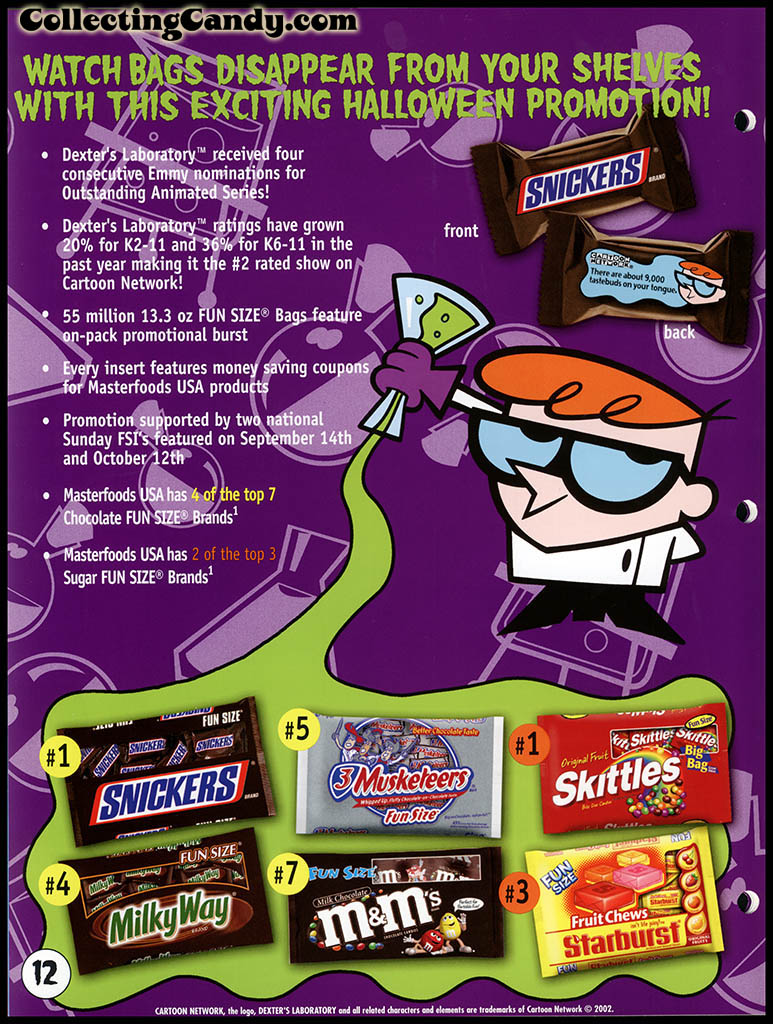 M&M_Mars_2003_Halloween Season Catalog Page 12