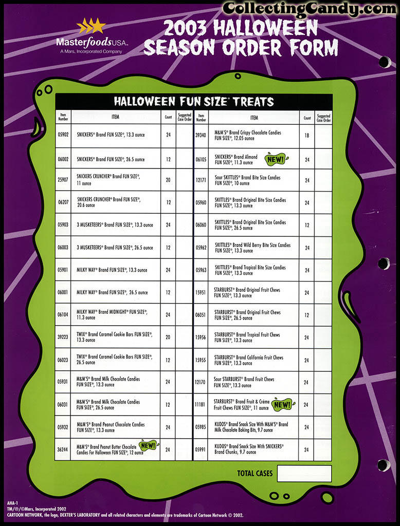 M&M_Mars_2003_Halloween Season Catalog Page 28