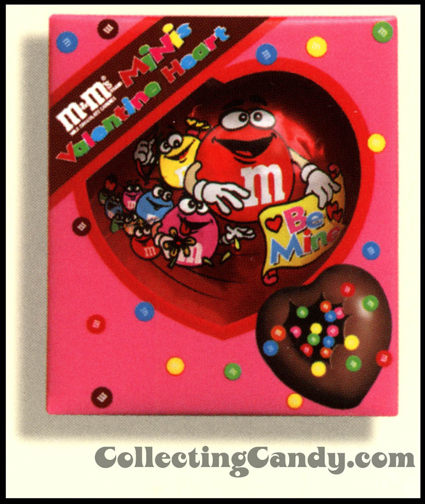 M&M-Mars - Valentine's Day 2001 product catalog Page 0006 - Close-up