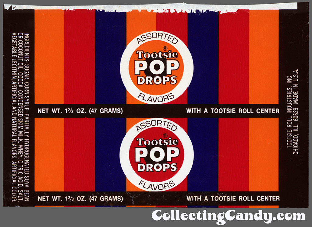 tootsie roll industries Check out this cool website from tootsie roll inc home gift shop social faq's tootsie bunch pops tootsie pops tootsie roll industries is located at:.