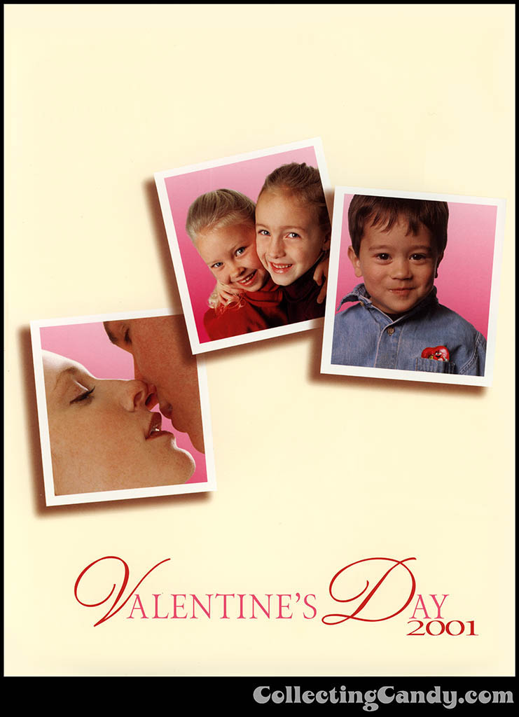 M&M-Mars - Valentine's Day 2001 product catalog Page 0002