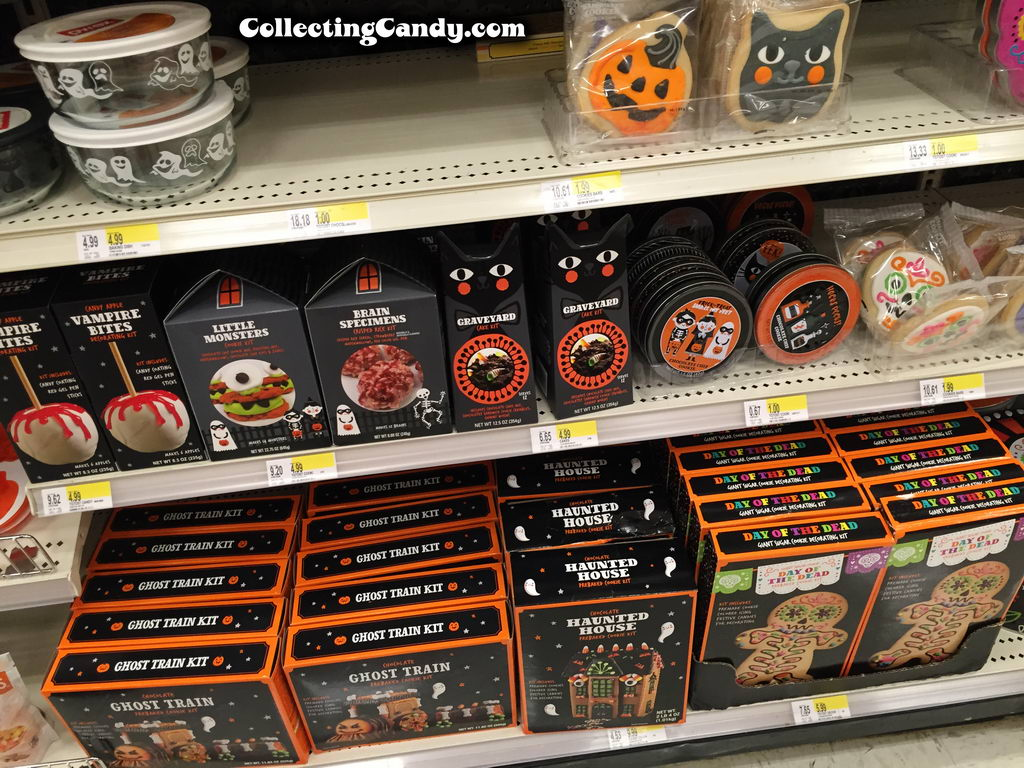 2015 Target Halloween Private Label assorted