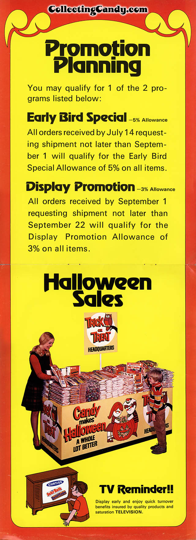 1973 Curtiss Halloween Sales Folder - Page 07