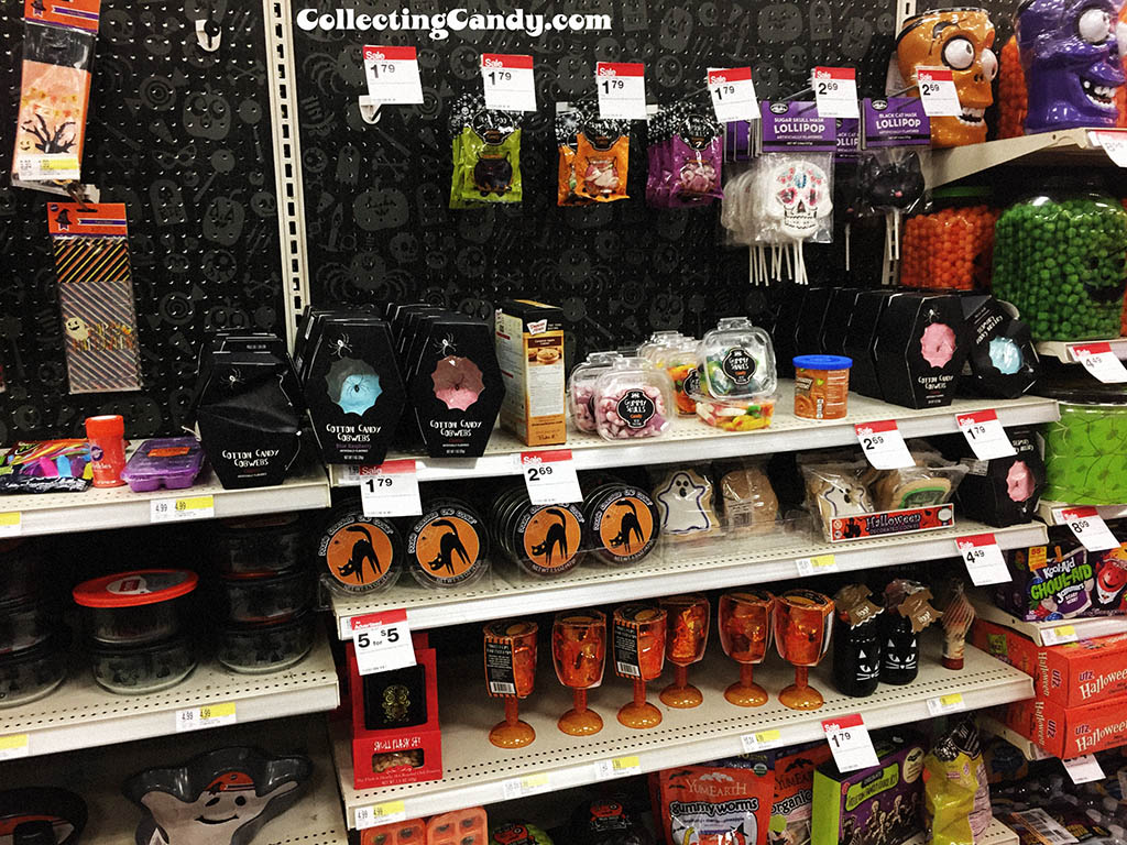 2016 Target Halloween private label isle offerings.