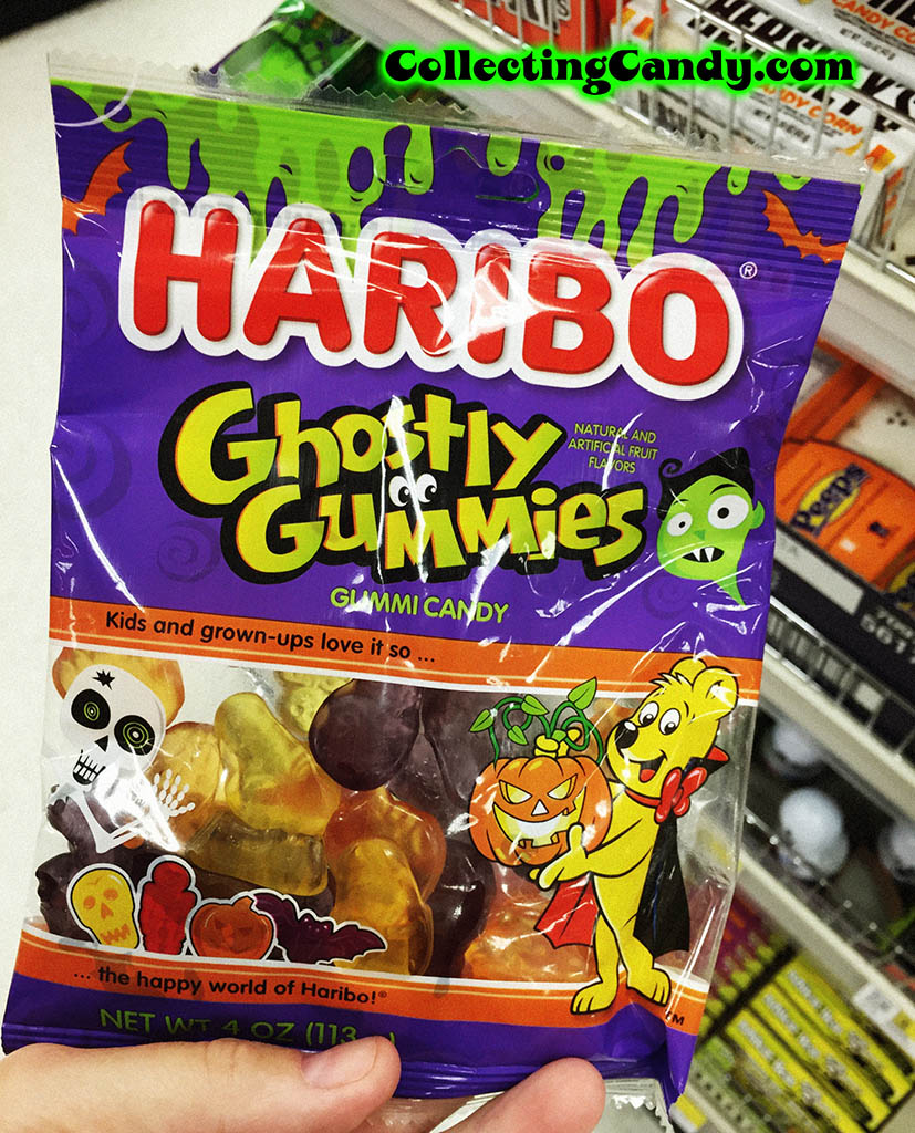 Haribo of America - Ghostly Gummies - photo - October 2016