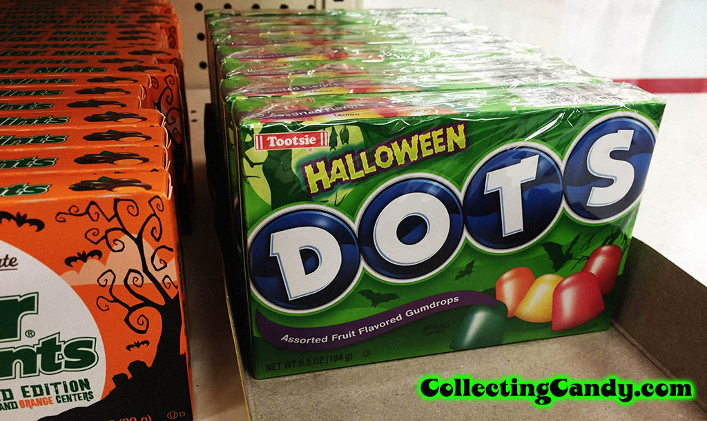 _Tootsie Roll Industries - Halloween DOTS photo - October 2016