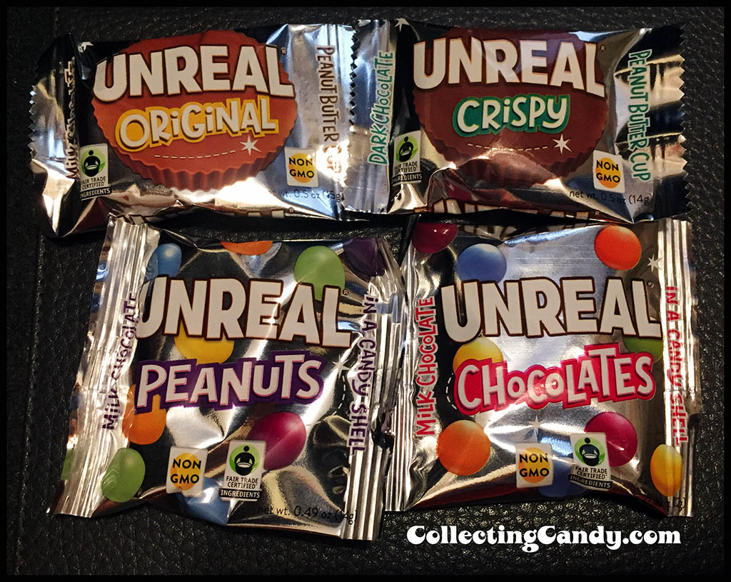 Unreal Supernatural Candy - Halloween fun pack singles - October 2016
