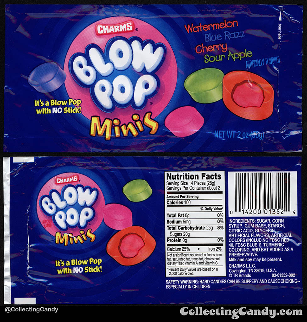 Charms Blow Pop Company   The Art of